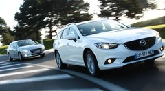 Essai Peugeot 508 SW 2.0 HDi 140 vs Mazda 6 Wagon 2.2 Skyactiv-D : Deux chouettes outils