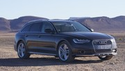 Essai Audi A6 Allroad V6 3.0 BiTDI 313 ch : Super Hero Family