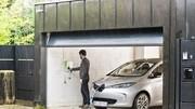 Renault Zoe : la Wall-box offerte en Grande Bretagne