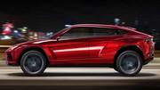 Lamborghini Urus : pas avant 2017