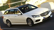 Essai Mercedes E300 Bluetec Hybrid Break : L'Airbus de la route