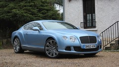 Essai Bentley Continental GT Speed : so scandalous