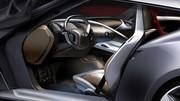 Hyundai HND-9 : concept-car de luxe