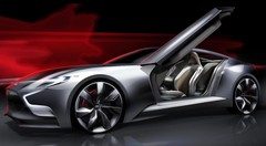 Hyundai dévoile les images de son concept car HND-9
