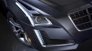 La nouvelle Cadillac CTS se montre en avance