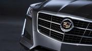 La nouvelle Cadillac CTS se préfigure