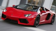 Essai Lamborghini Aventador LP 700-4 Roadster : La voix des airs