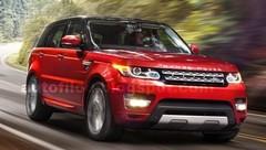 Range Rover Sport (2014) : fuites de photos officielles