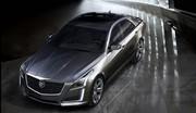 La Cadillac CTS en intégralité
