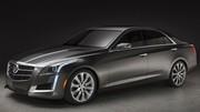 Une nouvelle Cadillac CTS pour arrondir les angles