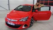 Essai Opel Astra OPC par Soheil Ayari