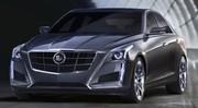 Voici la nouvelle Cadillac CTS