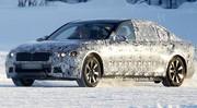 Future BMW Série 7 : Débuts feutrés