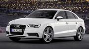 Audi A3 berline : elle est là !