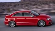 Audi dévoile son A3 Berline à 4 portes