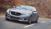 Jaguar XJR : Forte de 550 chevaux