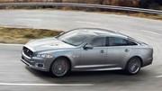 Jaguar XJR : berline mordante