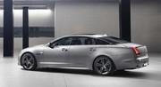 Jaguar XJR : Elle montre les dents