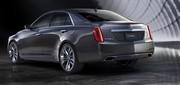 Cadillac : une nouvelle CTS au salon de New York