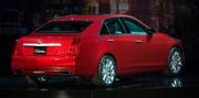 La Cadillac CTS suit l'exemple de l'ATS