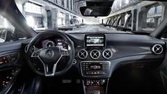 La Mercedes CLA 45 AMG se dévoile entièrement
