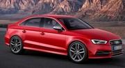Audi S3 Berline : du coffre devant et derrière !