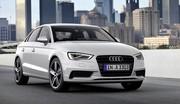 Audi A3 : une berline inédite !