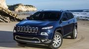 Jeep Cherokee : regard perçant