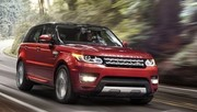 Range Rover Sport II : lord en jogging