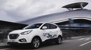 Hyundai ix35 Fuel Cell : des exemplaires pour l'Union Européenne