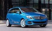 Mercedes dévoile la version définitive de sa Classe B électrique