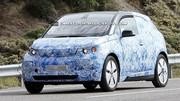 BMW i3 : la version de série au Salon de Francfort en septembre