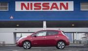 La Nissan Leaf désormais fabriquée en Europe