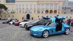 Les plus belles électriques étaient à Ever Monaco