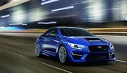 Subaru WRX Concept : rallumer la flamme