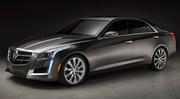 La Cadillac CTS suit la voie tracée par l'ATS