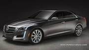 La Cadillac CTS abandonne le V8 ?