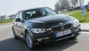 Essai BMW 320i Efficient Dynamics Edition
