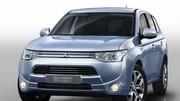 Le Mitsubishi Outlander PHEV touché par un problème de surchauffe de batterie