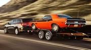 Dodge lance le restylage du Durango