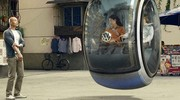 Volkswagen Chine invente la voiture sans roues