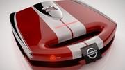 Nissan Toast-R : un grille-pain aux couleurs de la GT-R