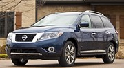 Nissan Pathfinder HEV, l'hybride light taille XL