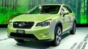 Le Subaru XV devient hybride