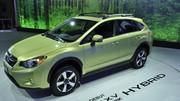 Subaru lance son premier hybride aux USA