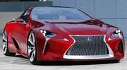 Lexus donne le feu vert pour la production de la LF-LC