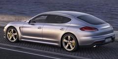 Hybride rechargeable et V6 biturbo pour la Porsche Panamera restylée