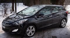 Essai Hyundai i30 Wagon 1.6 CRDi : Gangnam Style