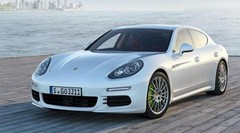 Porsche Panamera restylée