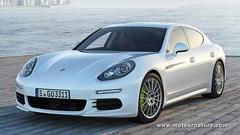 Porsche Panamera S E-Hybrid, le haut de gamme rechargeable